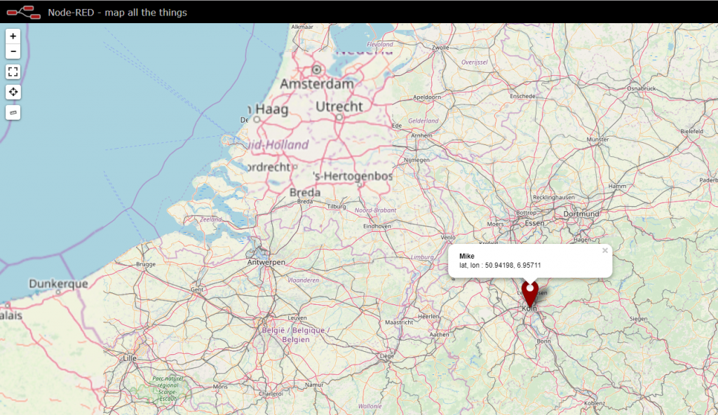 Setting up your own GPS tracking system with node-RED