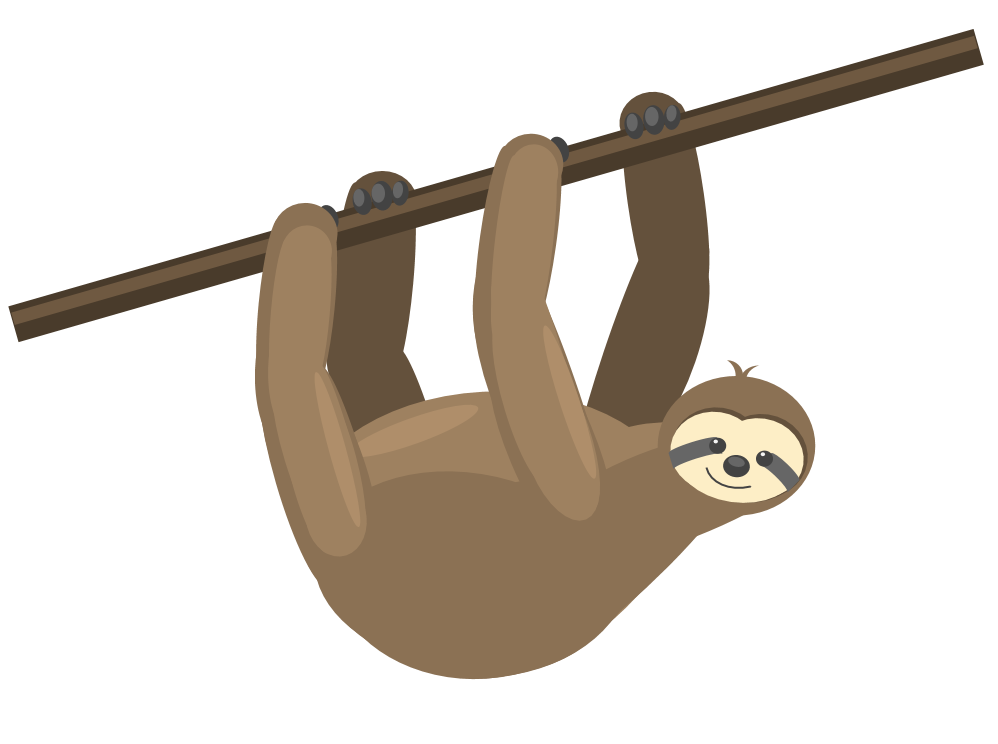 sloth sloppy.io